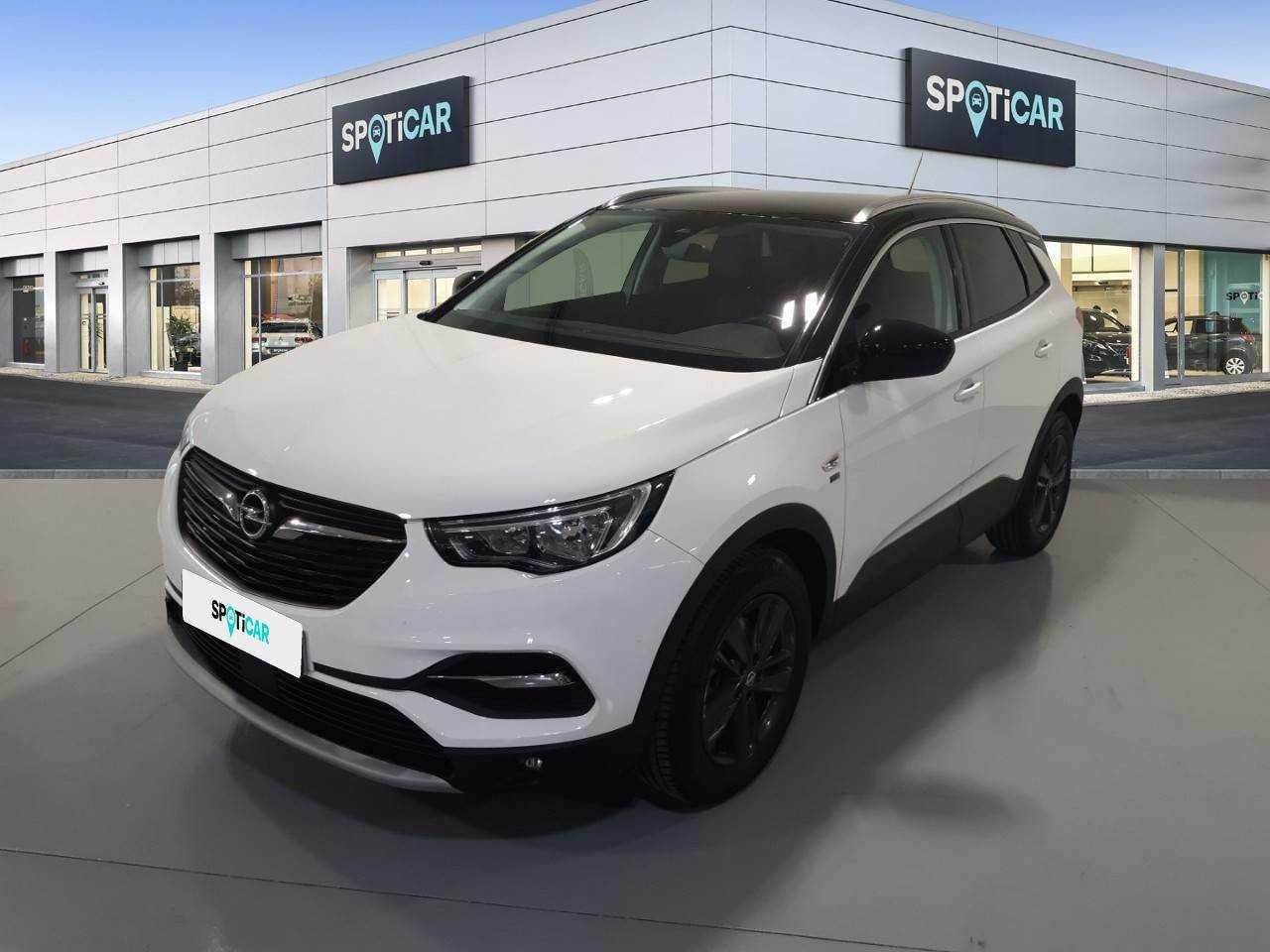 Opel Grandland X ocasión segunda mano 2019 Diésel por 22.600€ en Barcelona