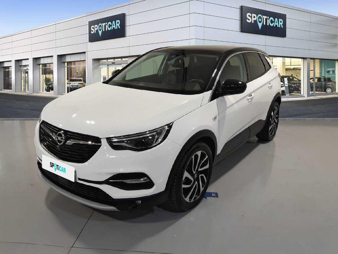 Opel Grandland X ocasión segunda mano 2019 Diésel por 28.900€ en Barcelona