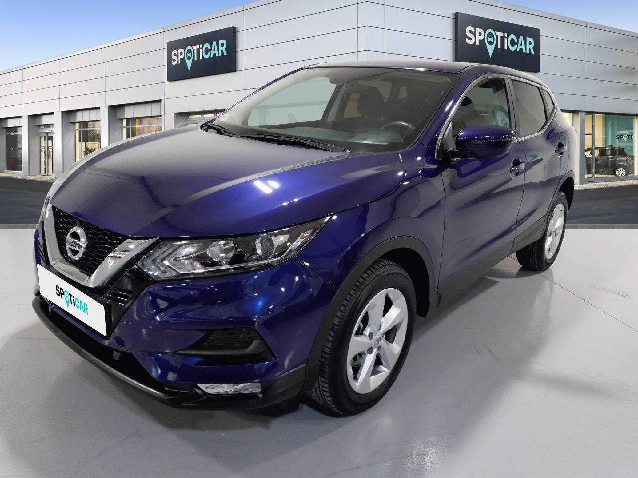 Nissan Qashqai ocasión segunda mano 2019 Diésel por 20.300€ en Barcelona