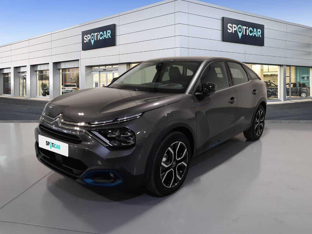 Citroën C4 ocasión segunda mano 2021 Eléctrico por 28.900€ en Barcelona