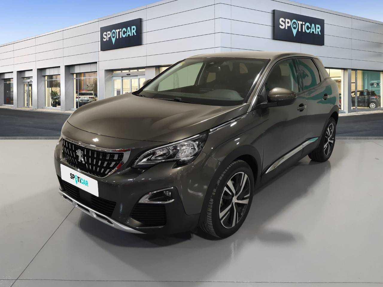 Peugeot 3008 ocasión segunda mano 2017 Diésel por 22.300€ en Barcelona
