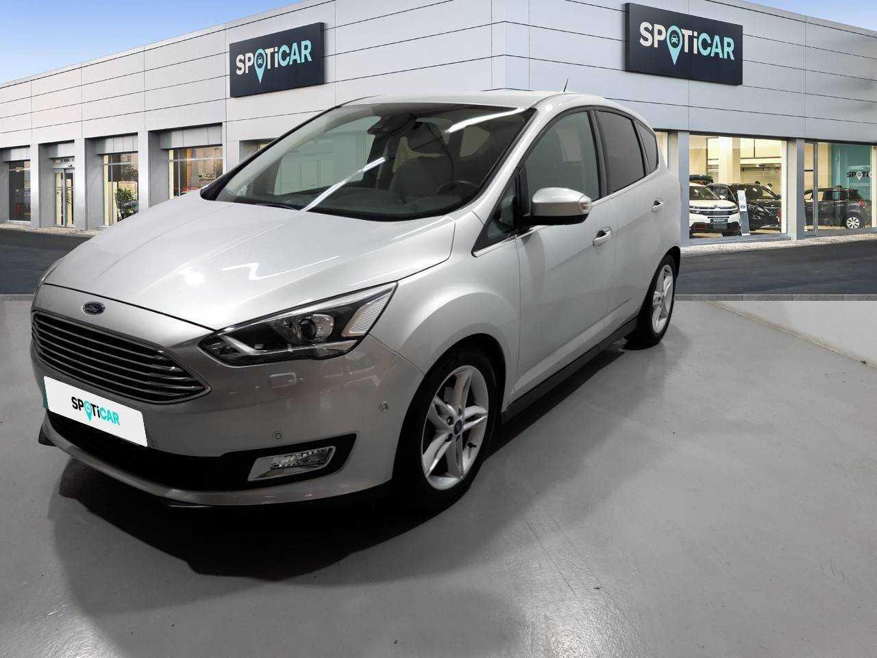 Ford C Max ocasión segunda mano 2018 Gasolina por 14.390€ en Barcelona