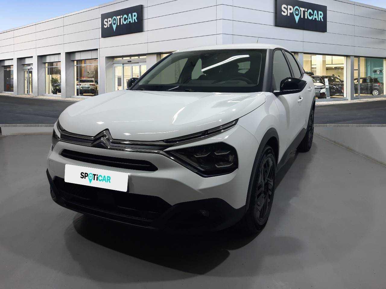 Citroën C4 ocasión segunda mano 2021 Diésel por 24.290€ en Barcelona