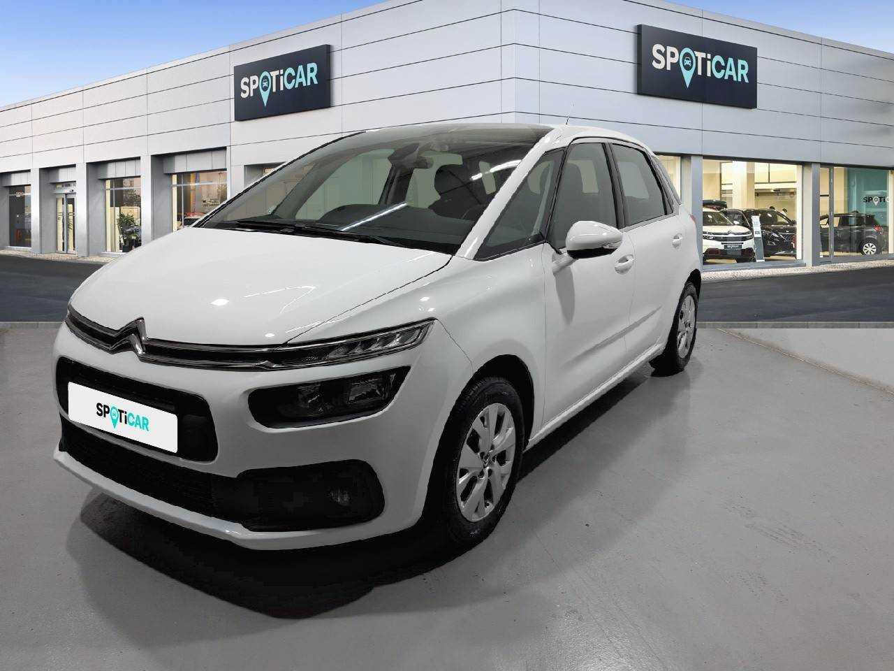 Citroën C4 Spacetourer ocasión segunda mano 2018 Diésel por 14.490€ en Barcelona