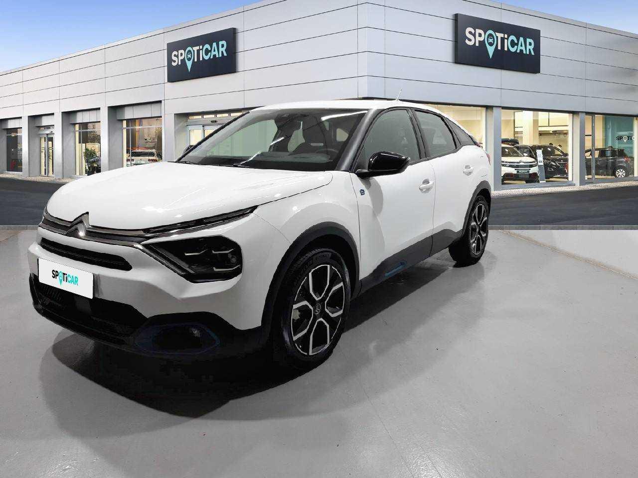 Citroën C4 ocasión segunda mano 2021 Eléctrico por 28.950€ en Barcelona