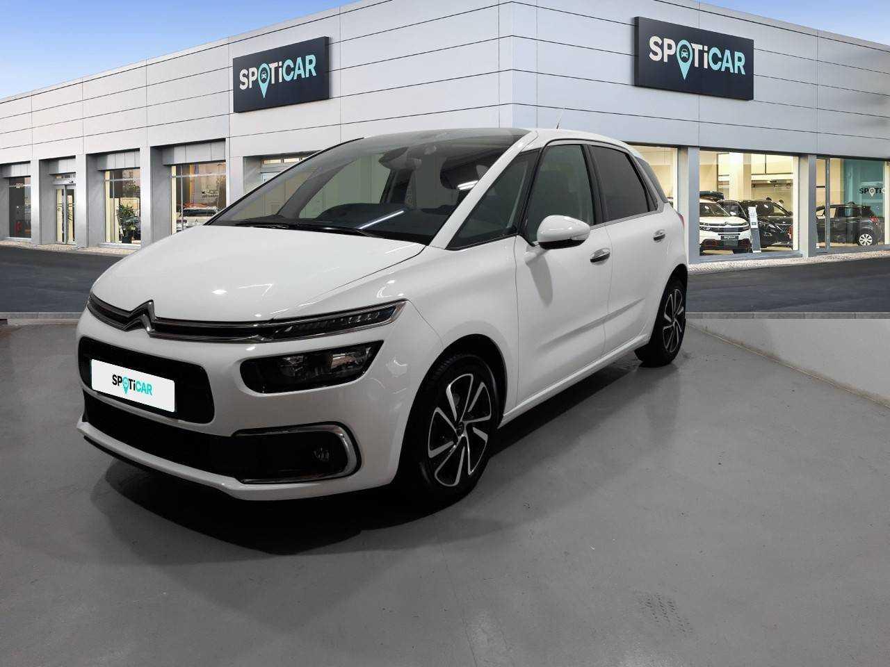Citroën C4 Picasso ocasión segunda mano 2017 Diésel por 15.950€ en Barcelona