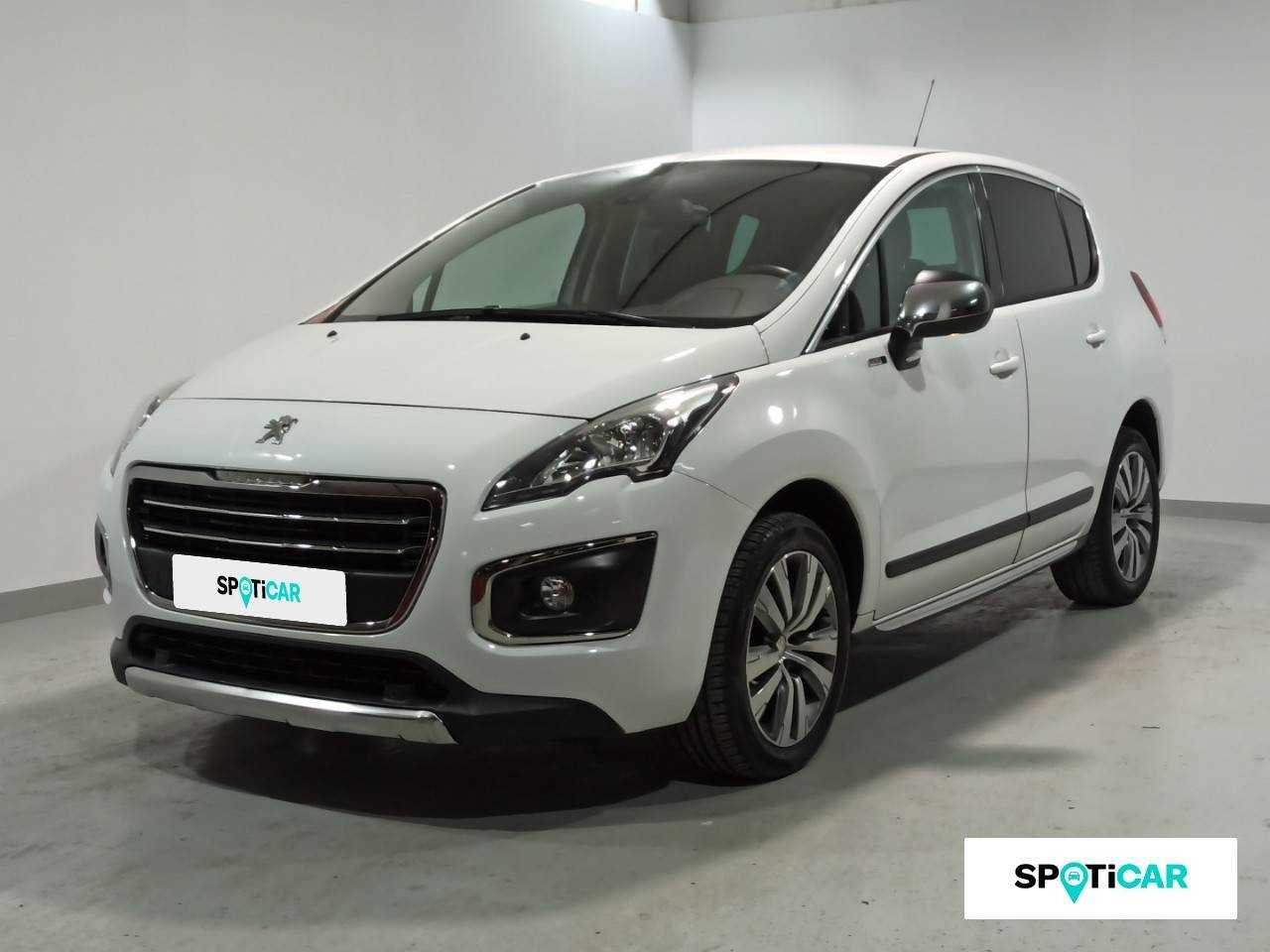 Peugeot 3008 ocasión segunda mano 2016 Diésel por 15.690€ en Barcelona