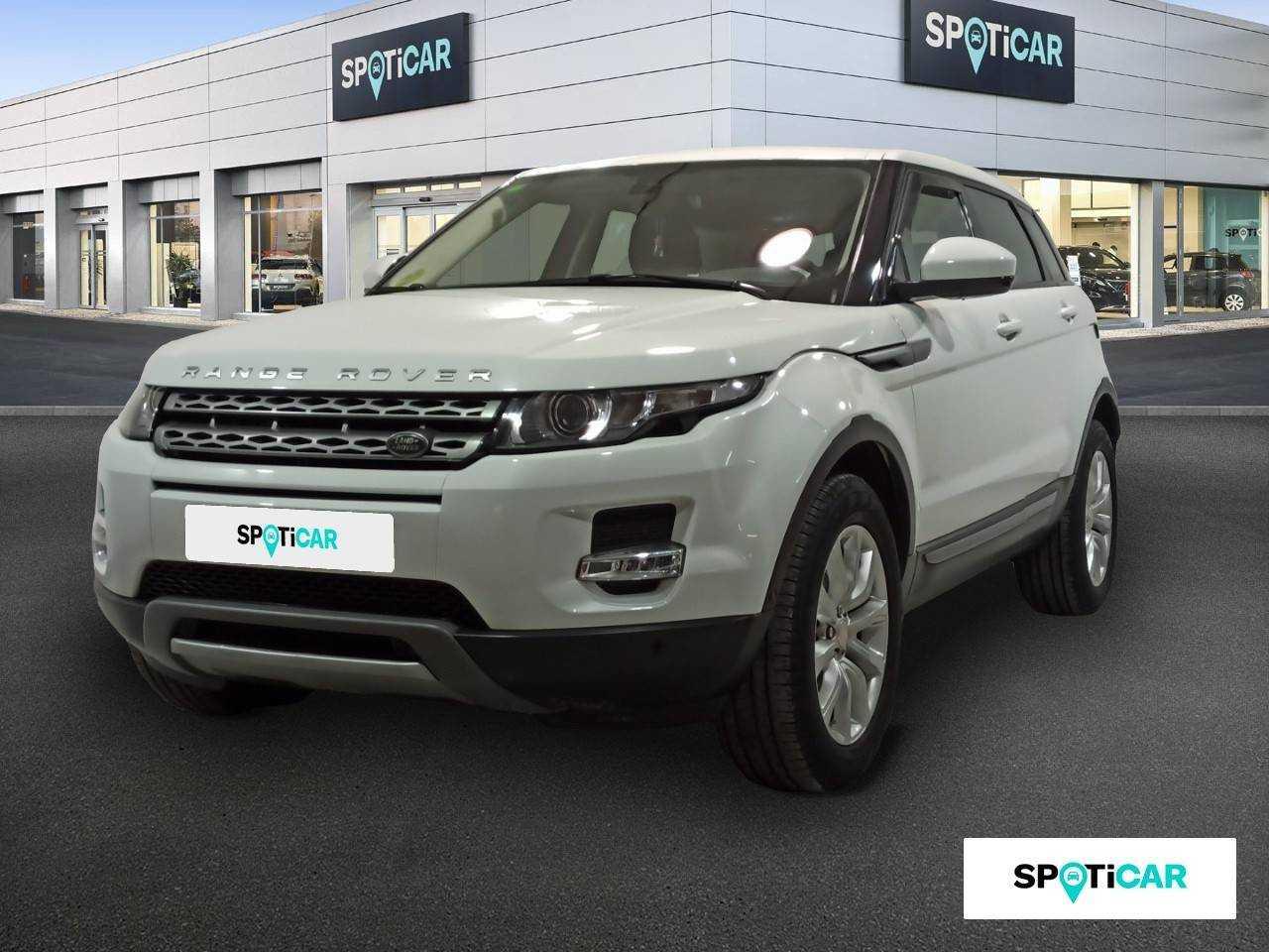 Land Rover Range Rover Evoque ocasión segunda mano 2014 Diésel por 20.990€ en Barcelona