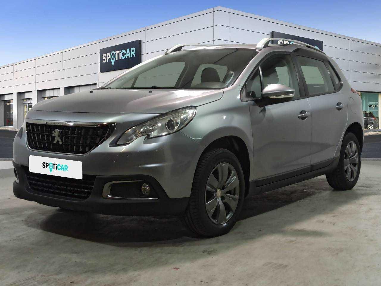 Peugeot 2008 ocasión segunda mano 2017 Diésel por 13.200€ en Barcelona