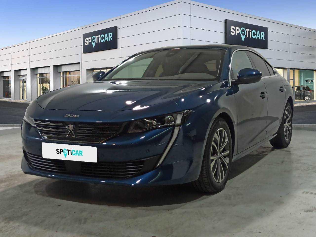 Peugeot 508 ocasión segunda mano 2021 Eléctrico por 36.900€ en Barcelona