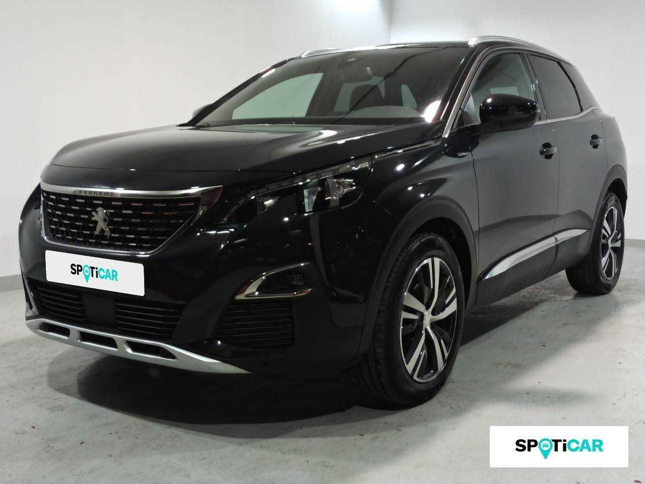 Peugeot 3008 ocasión segunda mano 2020 Gasolina por 24.490€ en Barcelona