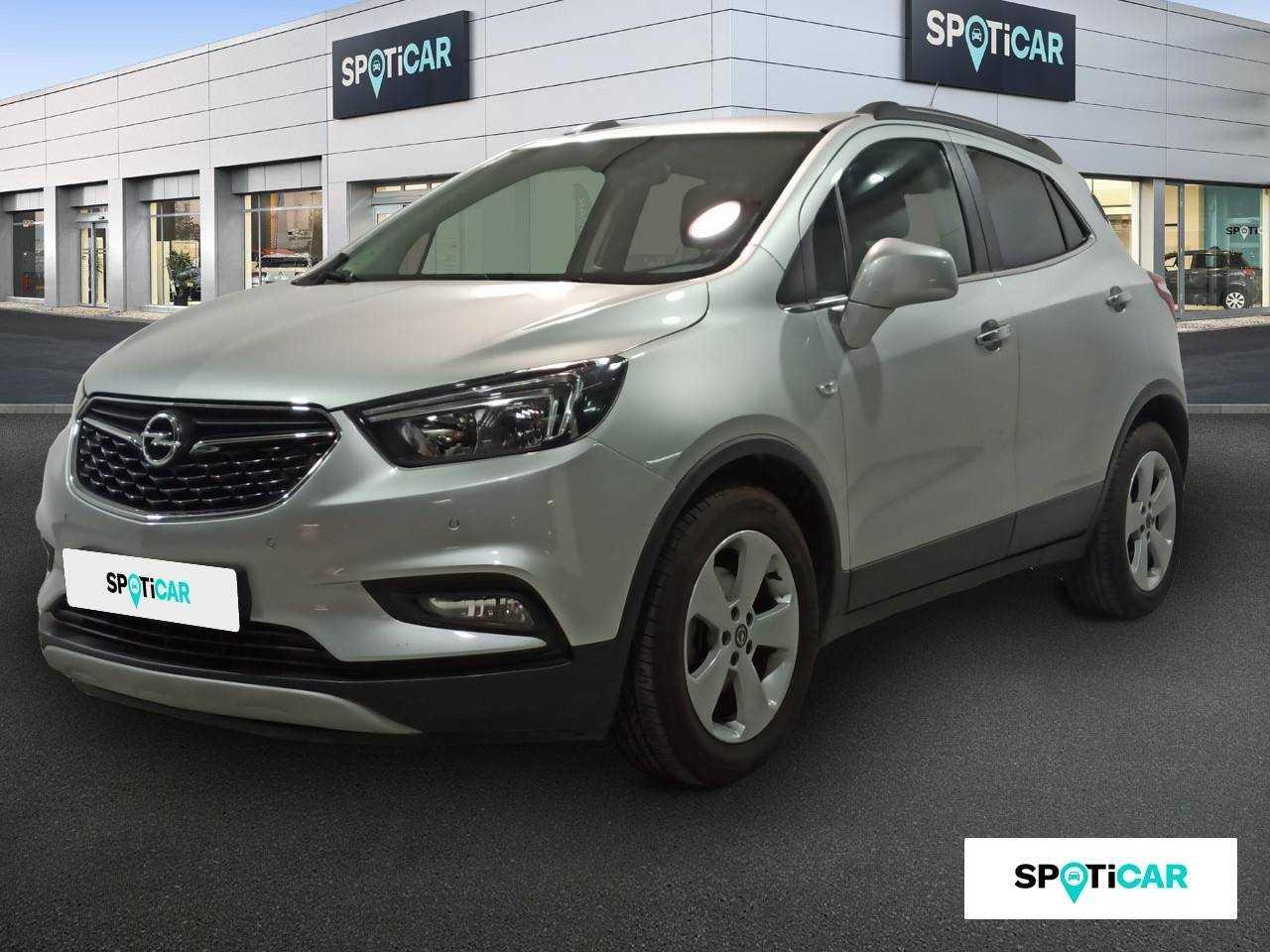 Opel Mokka X ocasión segunda mano 2019 Gasolina por 15.490€ en Barcelona