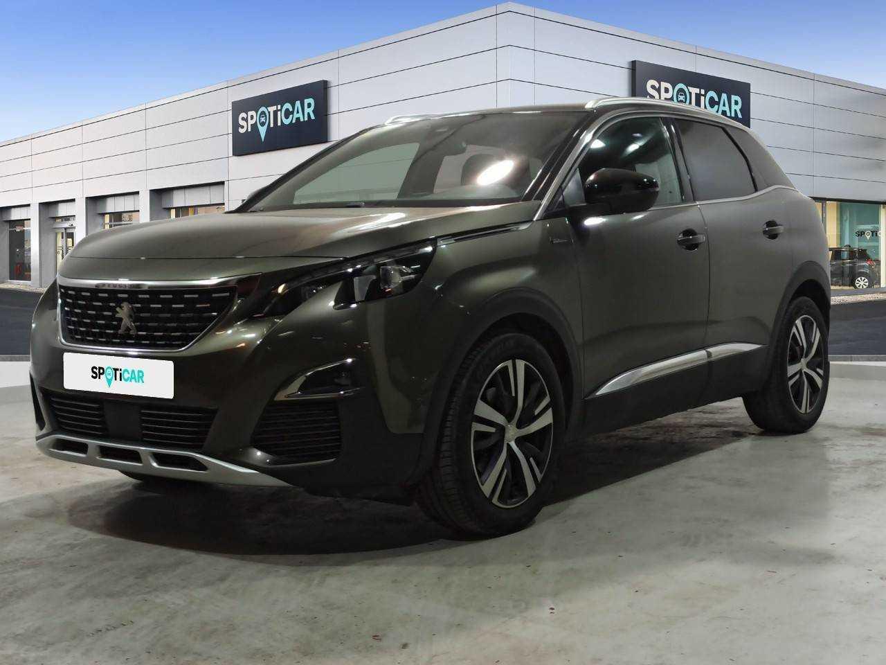 Peugeot 3008 ocasión segunda mano 2017 Gasolina por 23.400€ en Barcelona