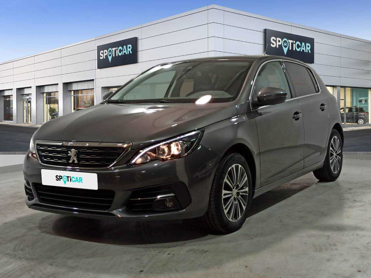 Peugeot 308 ocasión segunda mano 2020 Diésel por 20.900€ en Barcelona