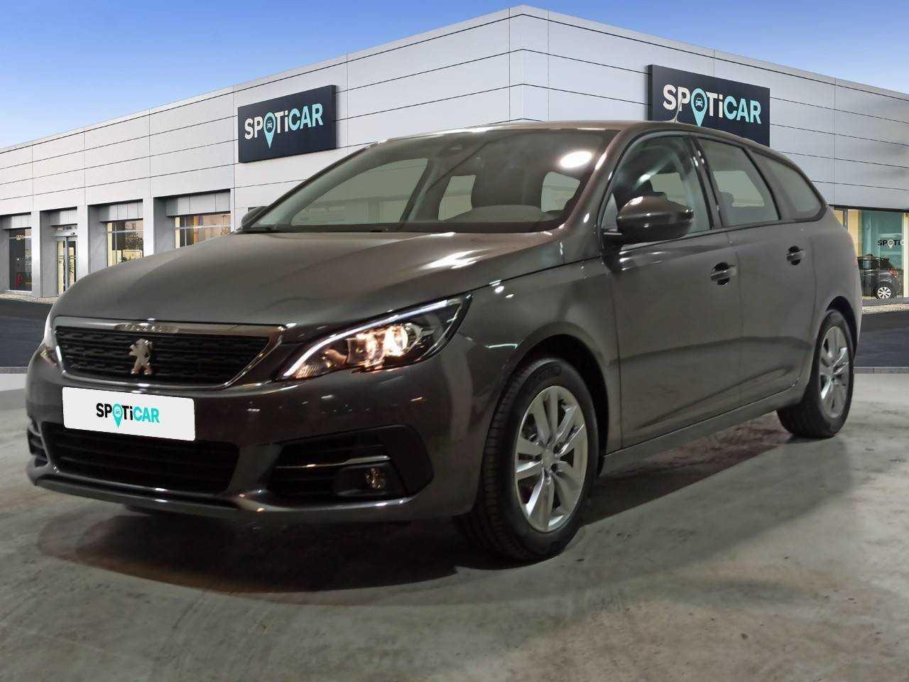 Peugeot 308 ocasión segunda mano 2021 Gasolina por 19.990€ en Barcelona