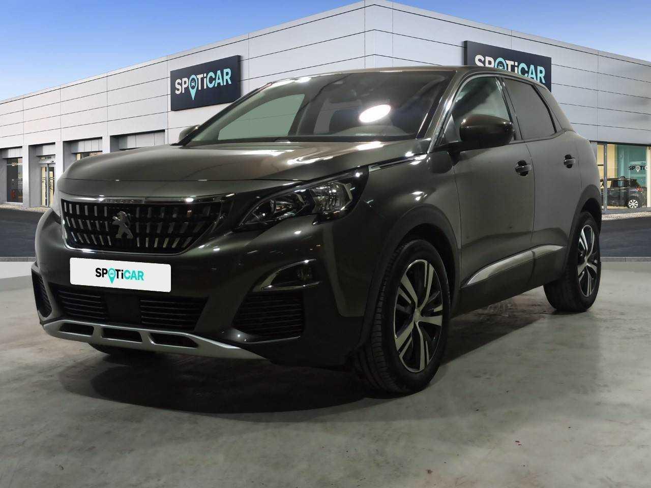 Peugeot 3008 ocasión segunda mano 2018 Diésel por 20.900€ en Barcelona
