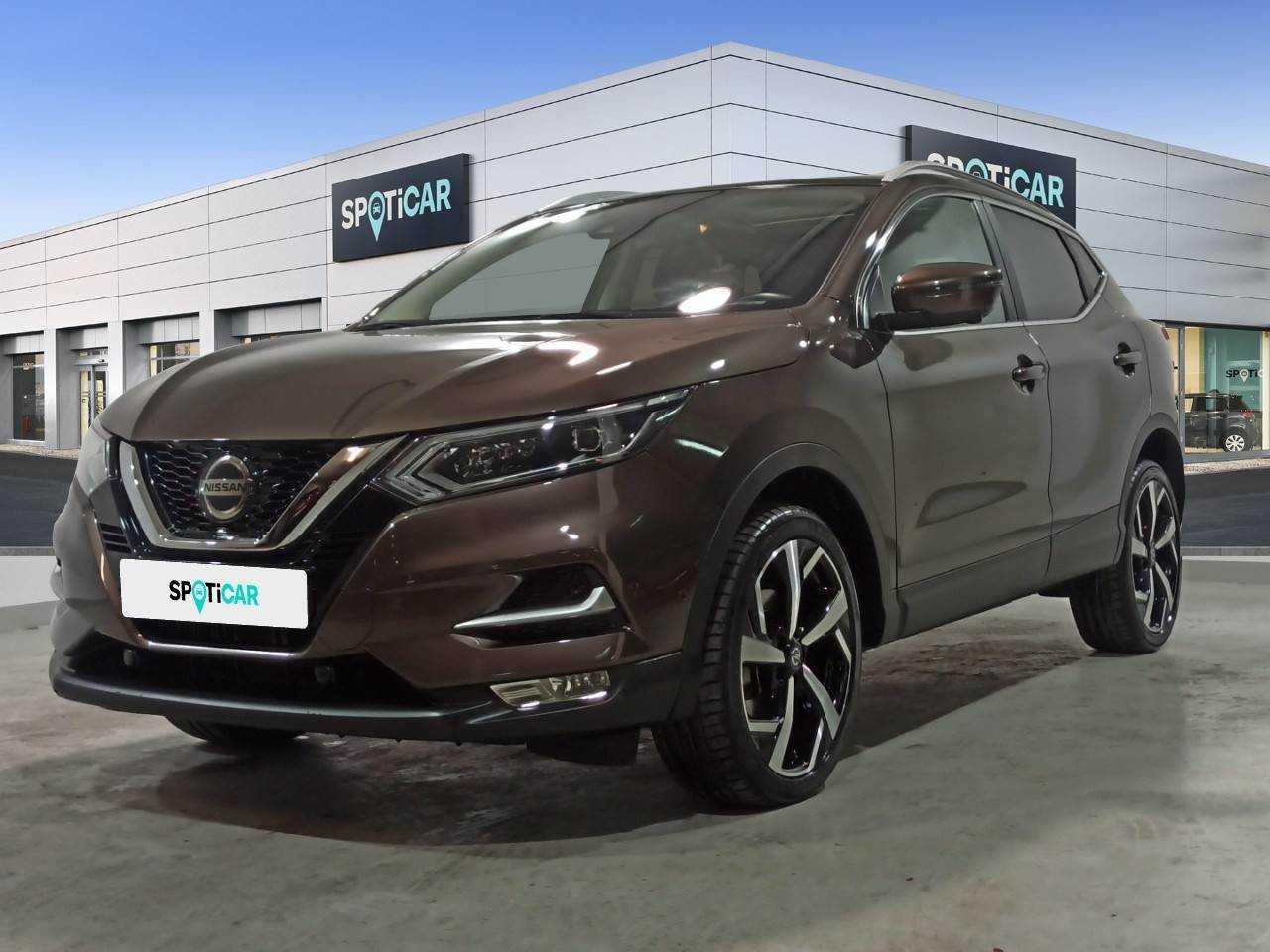 Nissan Qashqai ocasión segunda mano 2018 Diésel por 23.900€ en Barcelona