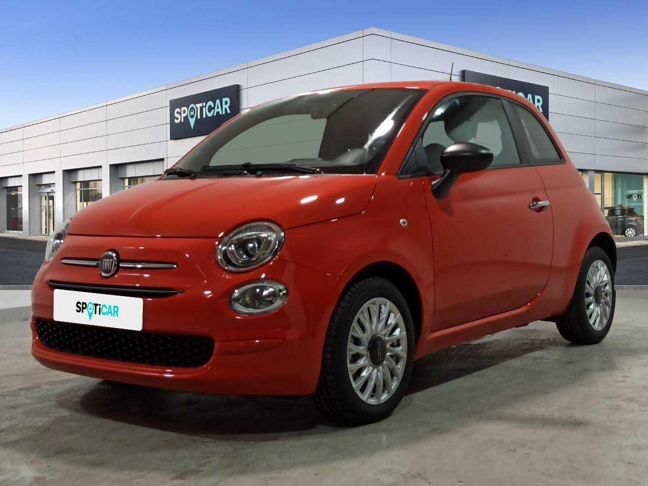 Fiat 500 ocasión segunda mano 2021 Gasolina por 14.900€ en Barcelona