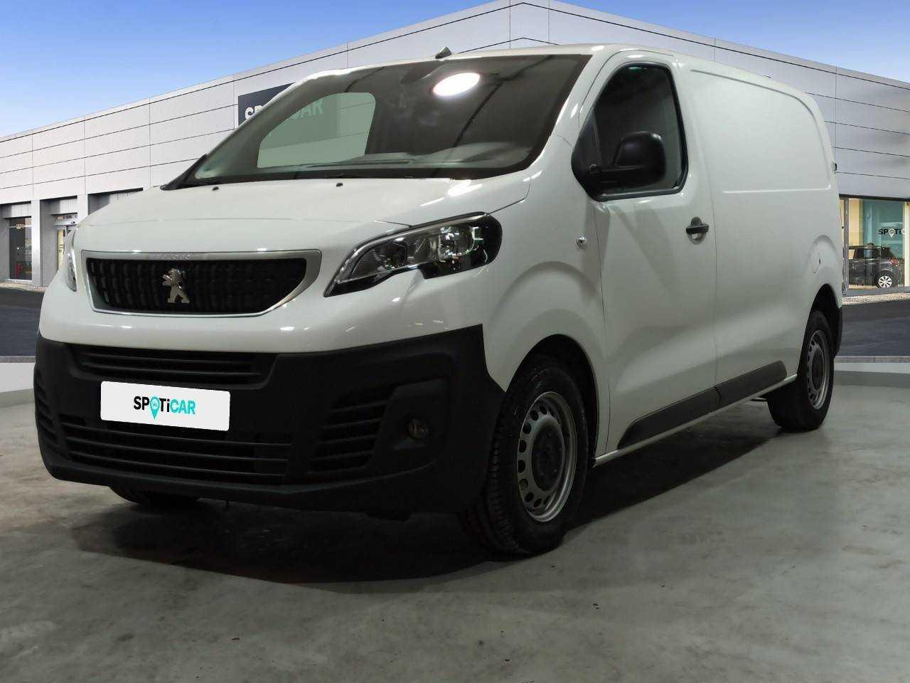Peugeot Expert ocasión segunda mano 2020 Diésel por 18.900€ en Barcelona