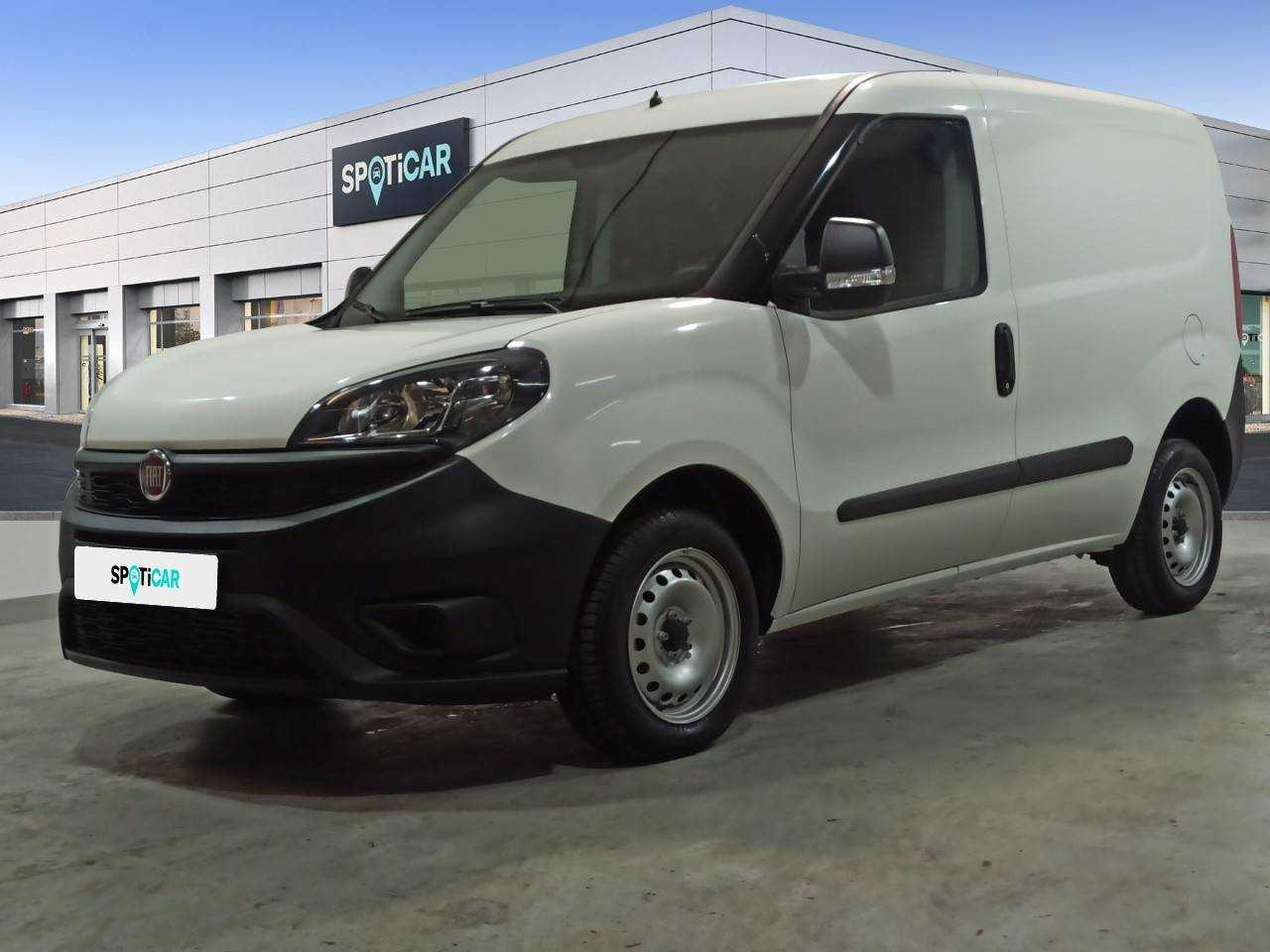 Fiat Doblo Cargo ocasión segunda mano 2020 Diésel por 14.800€ en Barcelona