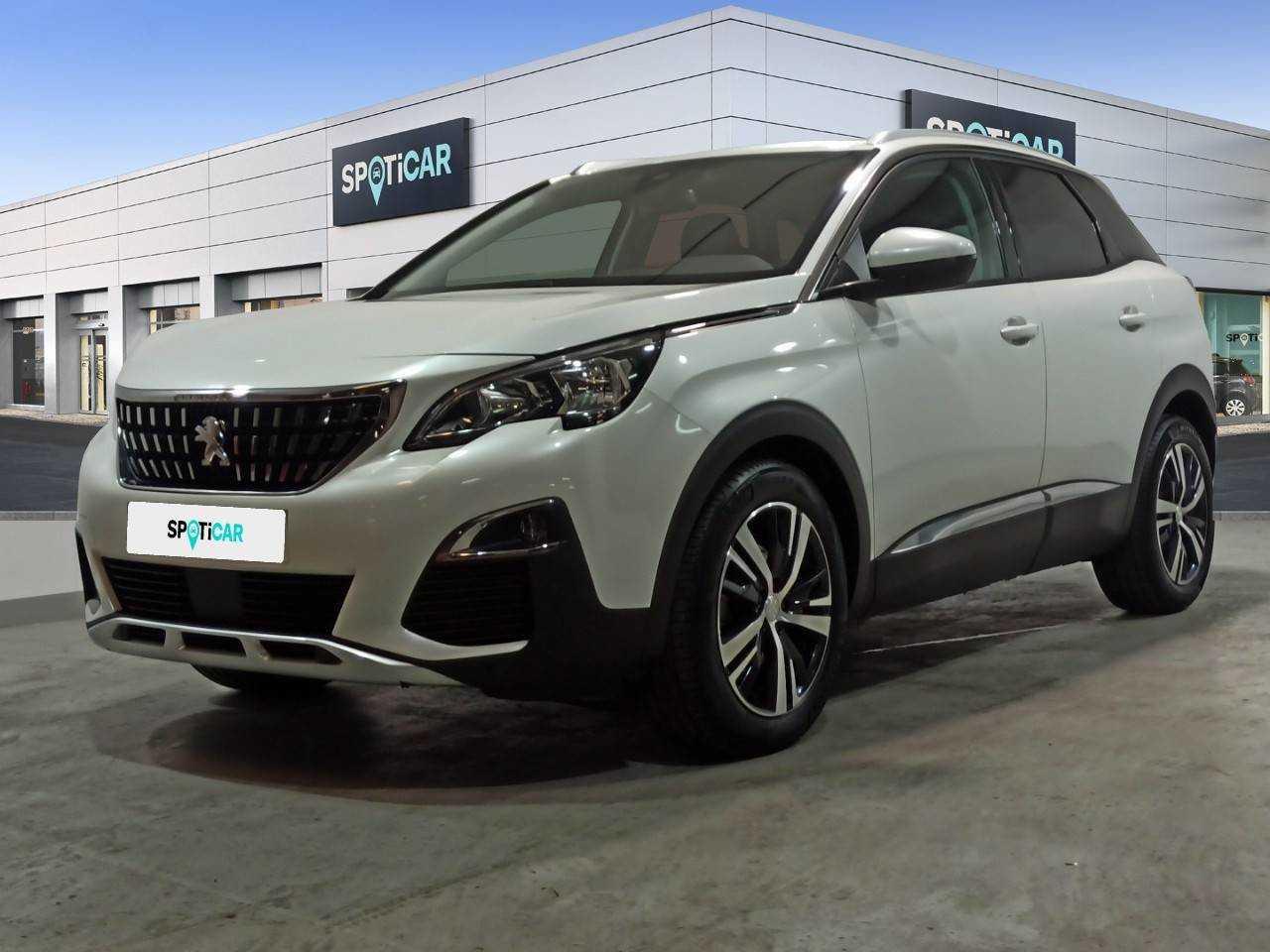 Peugeot 3008 ocasión segunda mano 2020 Diésel por 25.900€ en Barcelona