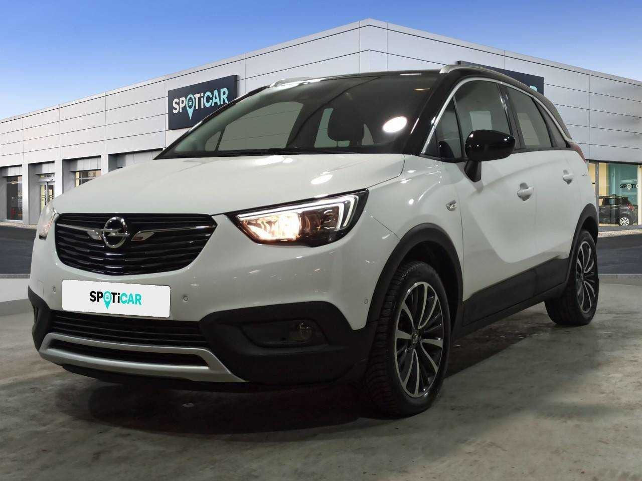 Opel Crossland X ocasión segunda mano 2019 Gasolina por 17.690€ en Barcelona
