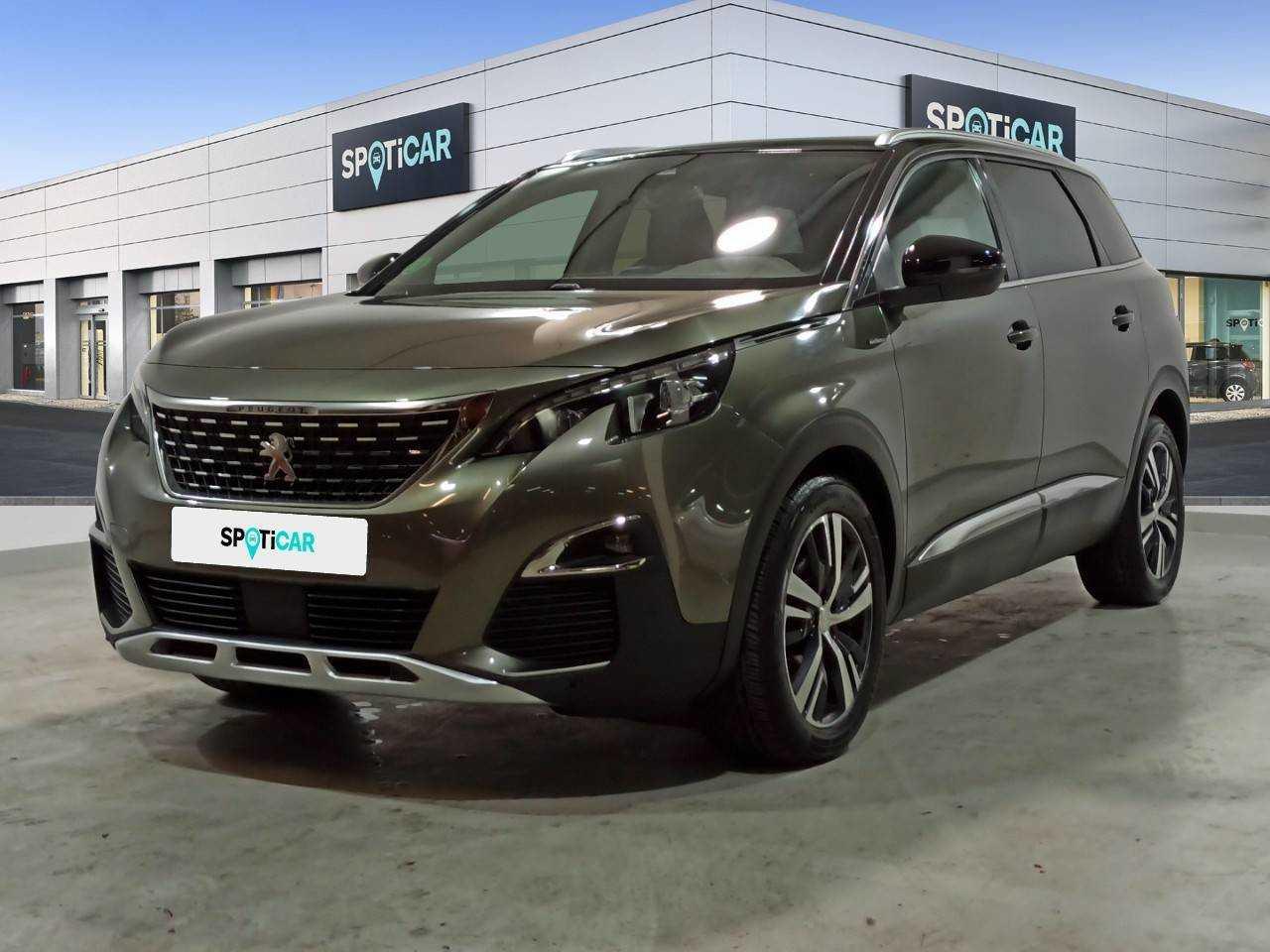 Peugeot 5008 ocasión segunda mano 2017 Diésel por 23.900€ en Barcelona