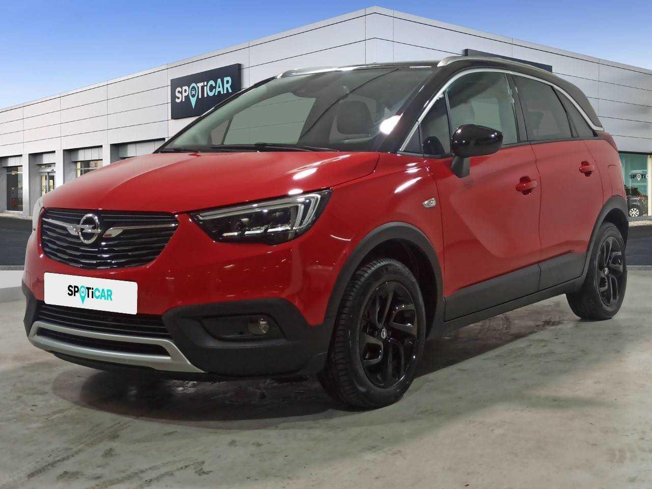 Opel Crossland X ocasión segunda mano 2019 Gasolina por 17.900€ en Barcelona