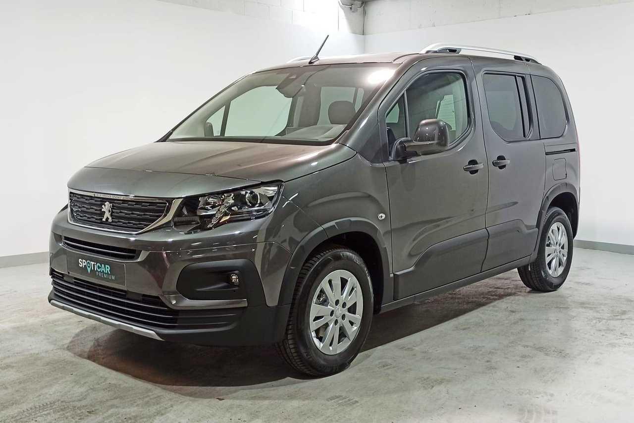Peugeot Rifter ocasión segunda mano 2021 Diésel por 23.900€ en Barcelona