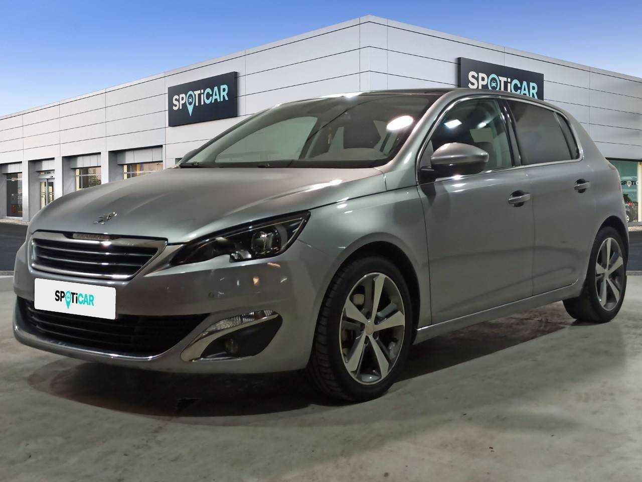 Peugeot 308 ocasión segunda mano 2016 Gasolina por 12.490€ en Barcelona