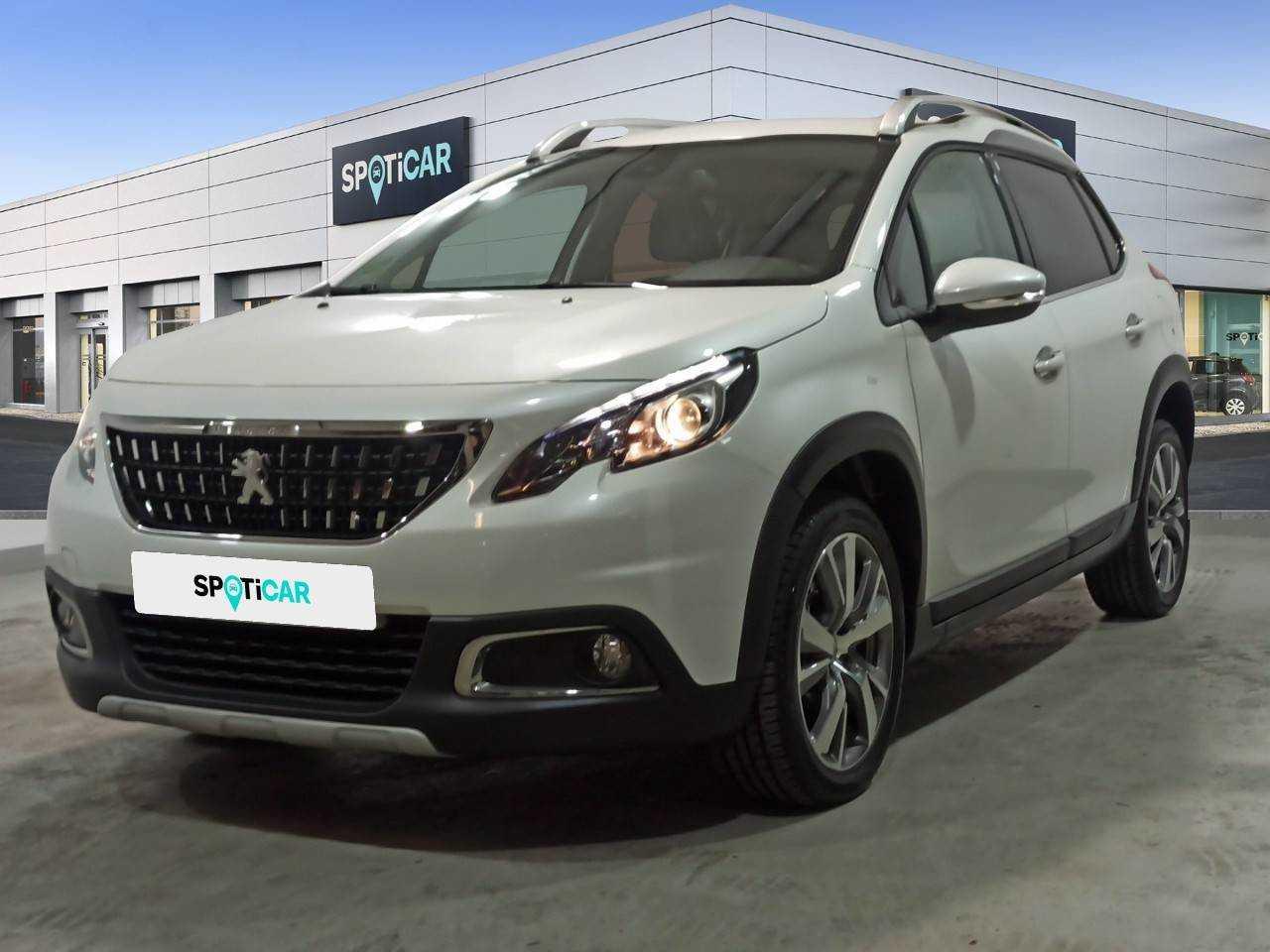 Peugeot 2008 ocasión segunda mano 2019 Gasolina por 19.900€ en Barcelona