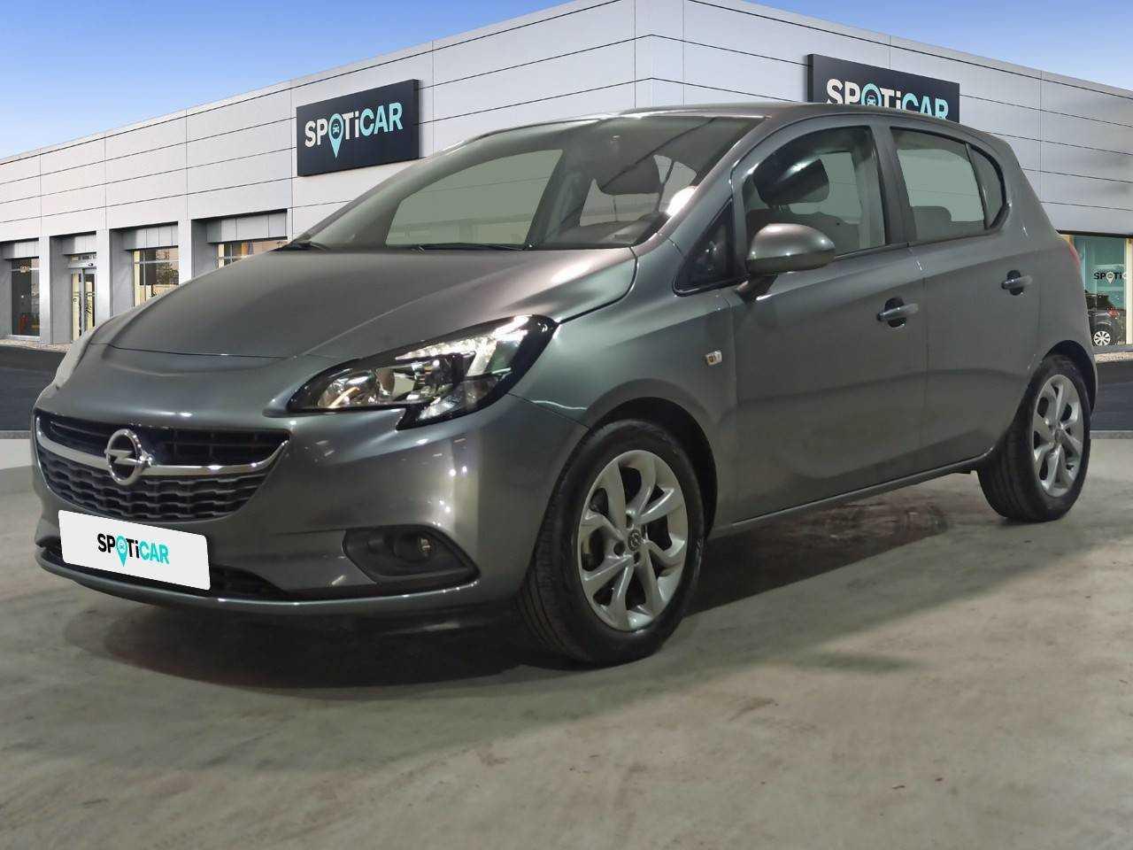 Opel Corsa ocasión segunda mano 2017 Gasolina por 9.600€ en Barcelona