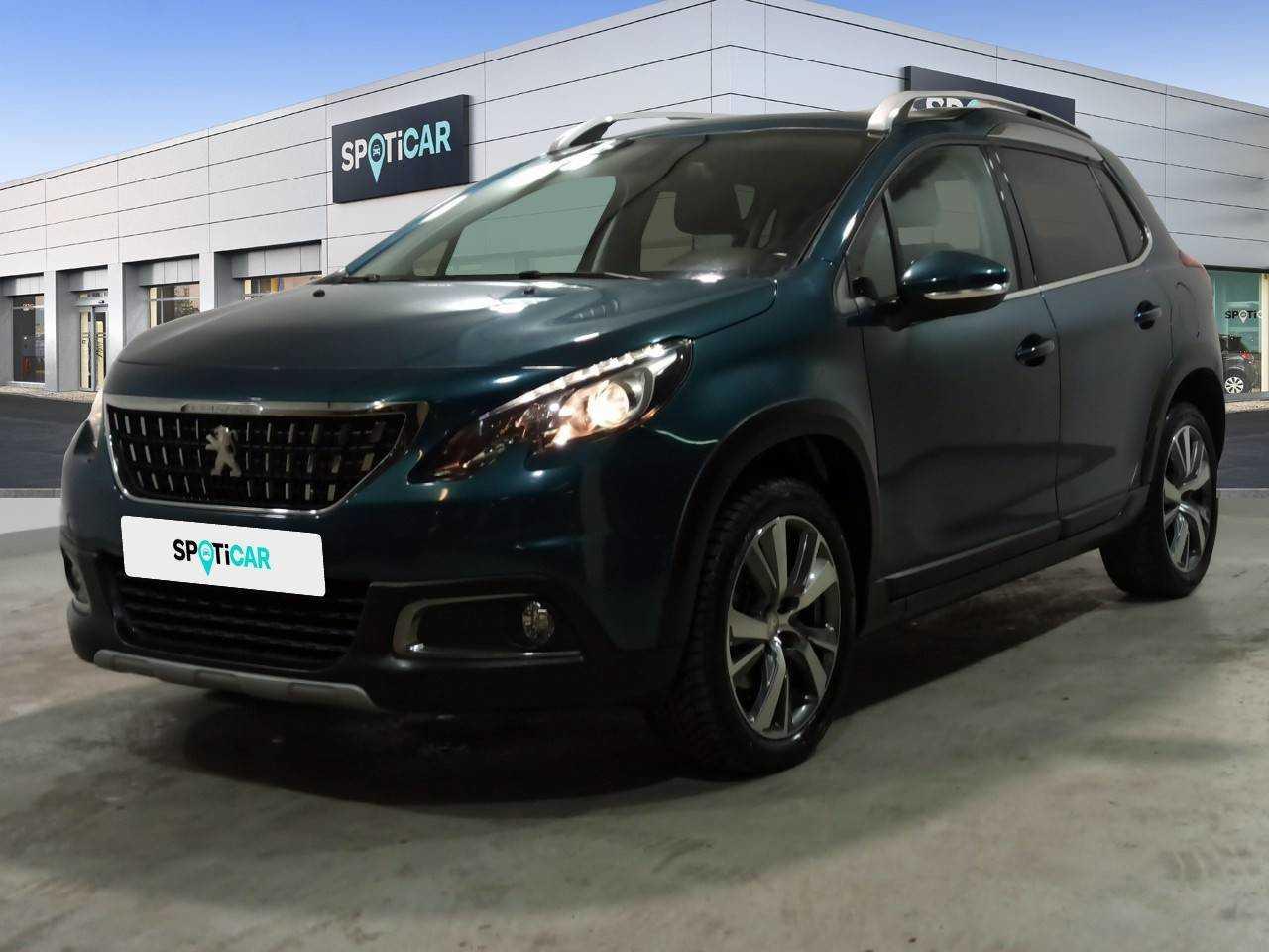 Peugeot 2008 ocasión segunda mano 2017 Diésel por 14.900€ en Barcelona