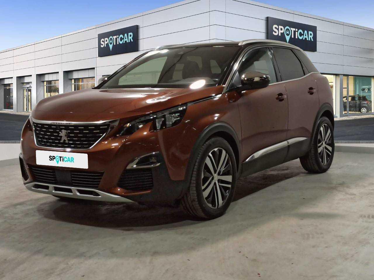 Peugeot 3008 ocasión segunda mano 2018 Diésel por 29.900€ en Barcelona
