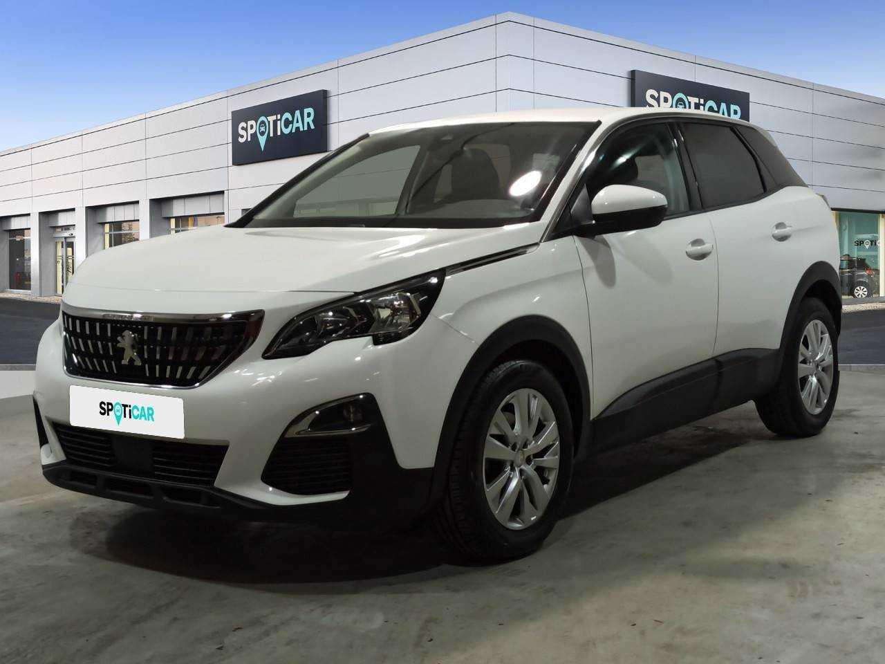 Peugeot 3008 ocasión segunda mano 2017 Diésel por 18.990€ en Barcelona
