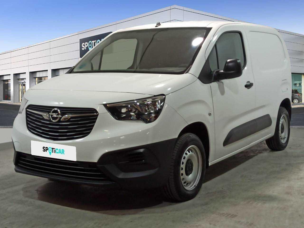 Opel Combo ocasión segunda mano 2020 Diésel por 13.900€ en Barcelona