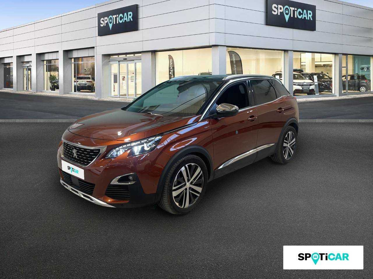 Peugeot 3008 ocasión segunda mano 2017 Diésel por 26.490€ en Barcelona