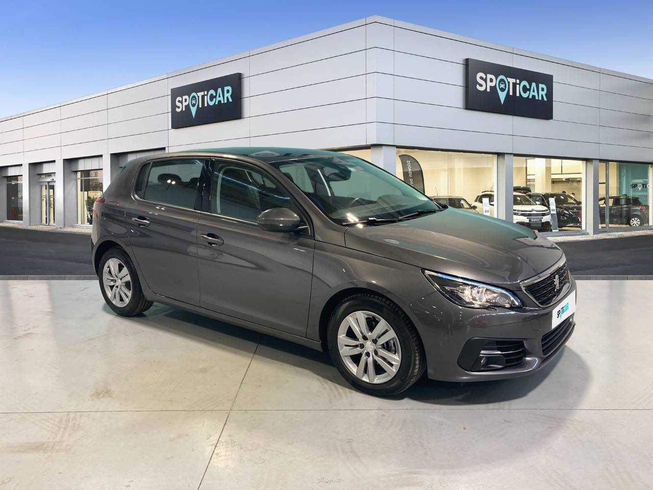 Peugeot 308 ocasión segunda mano 2020 Diésel por 17.900€ en Barcelona