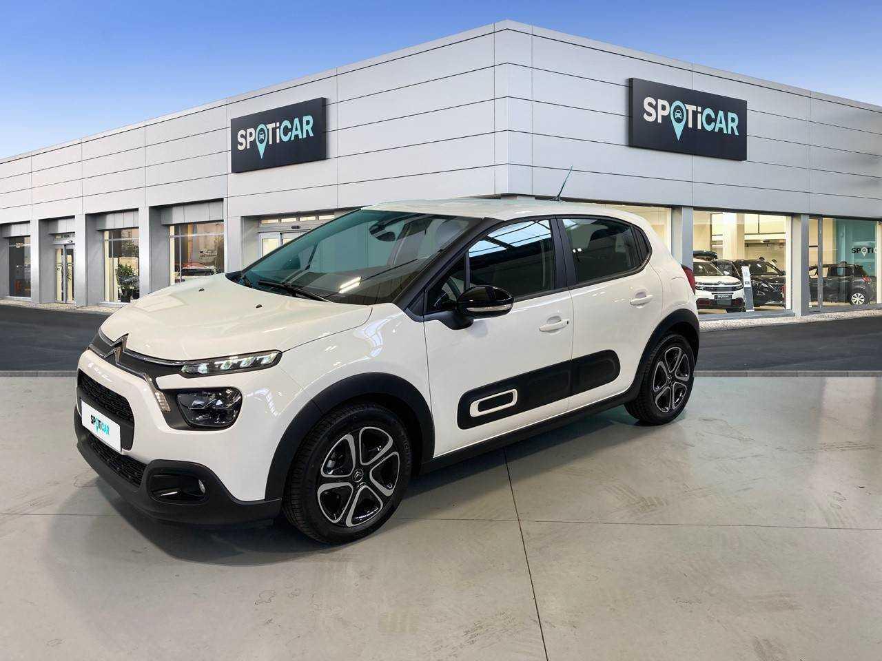 Citroën C3 ocasión segunda mano 2021 Diésel por 16.900€ en Barcelona