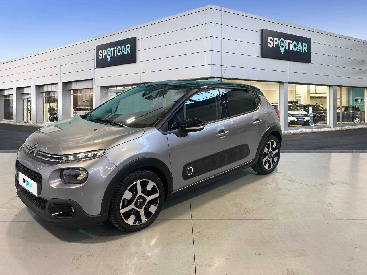 Citroën C3 ocasión segunda mano 2019 Diésel por 16.500€ en Barcelona