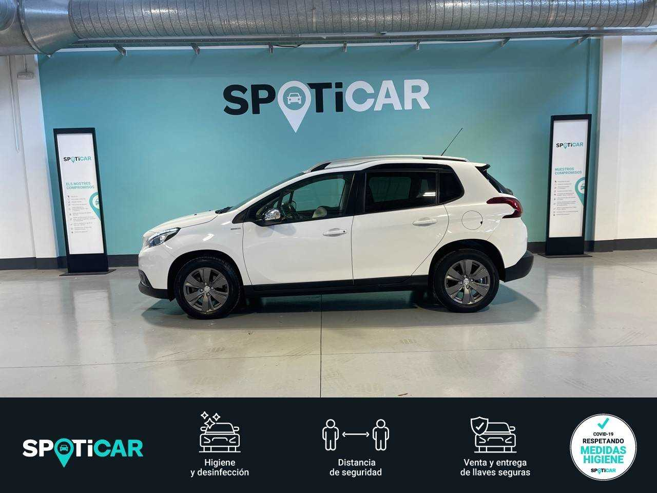 Peugeot 2008 ocasión segunda mano 2018 Diésel por 13.450€ en Barcelona