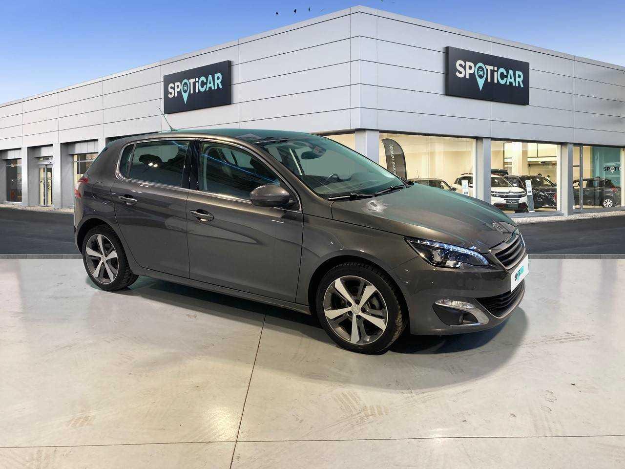 Peugeot 308 ocasión segunda mano 2017 Diésel por 13.900€ en Barcelona