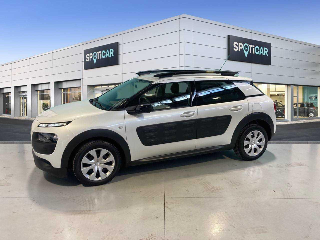Citroën C4 Cactus ocasión segunda mano 2017 Gasolina por 9.800€ en Barcelona