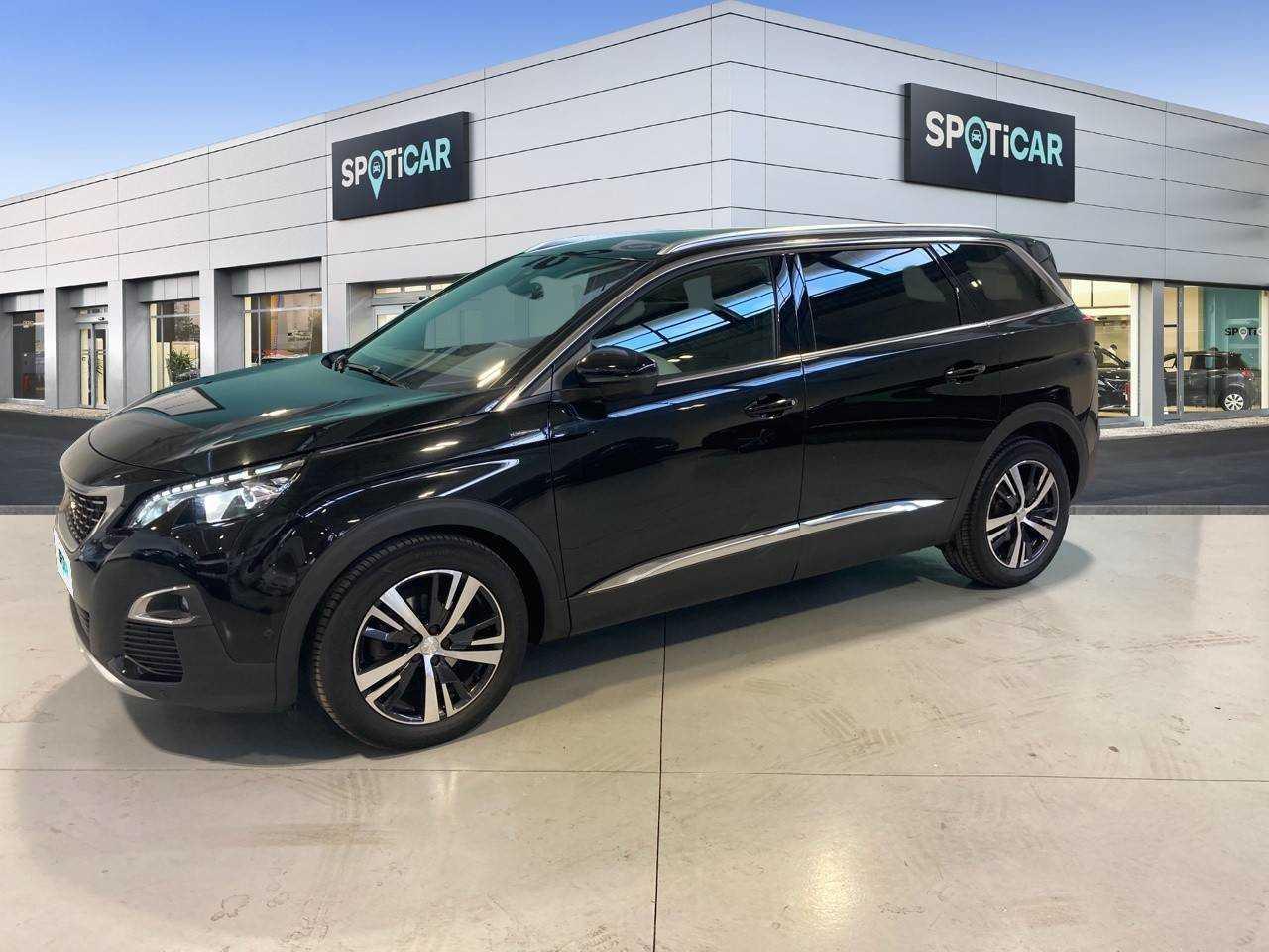 Peugeot 5008 ocasión segunda mano 2017 Diésel por 23.950€ en Barcelona