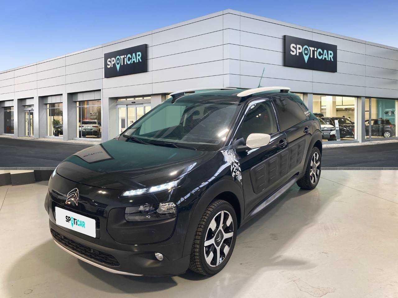 Citroën C4 Cactus ocasión segunda mano 2017 Diésel por 11.900€ en Barcelona