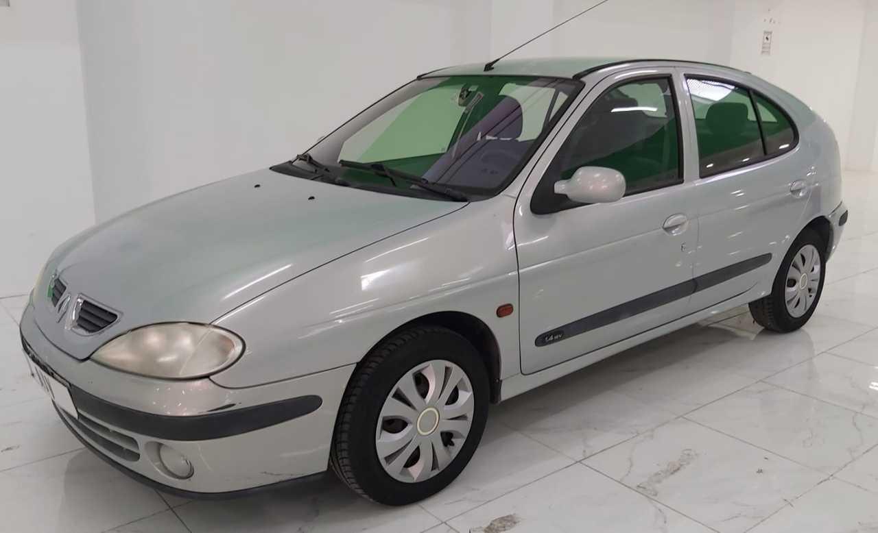 Renault Megane Gasolina en Madrid