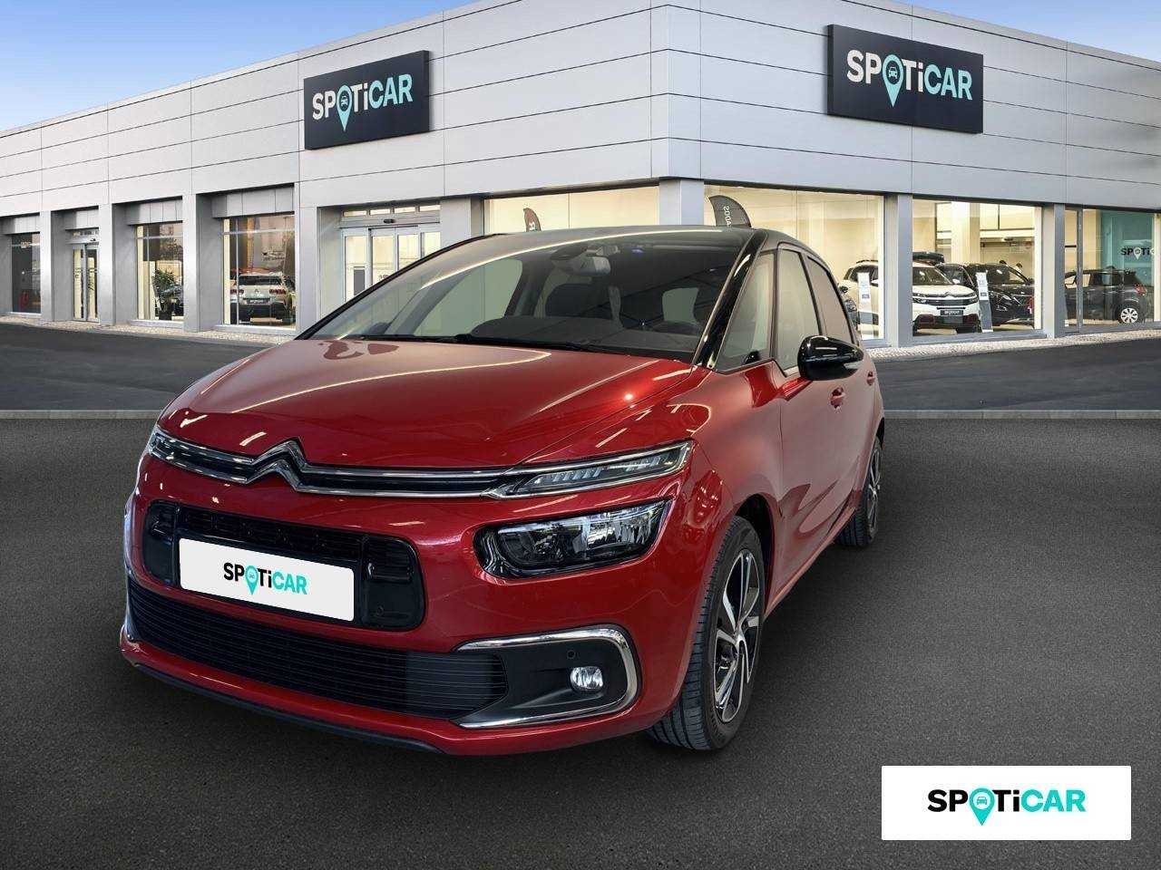 Citroën C4 Picasso ocasión segunda mano 2018 Diésel por 18.975€ en Zaragoza