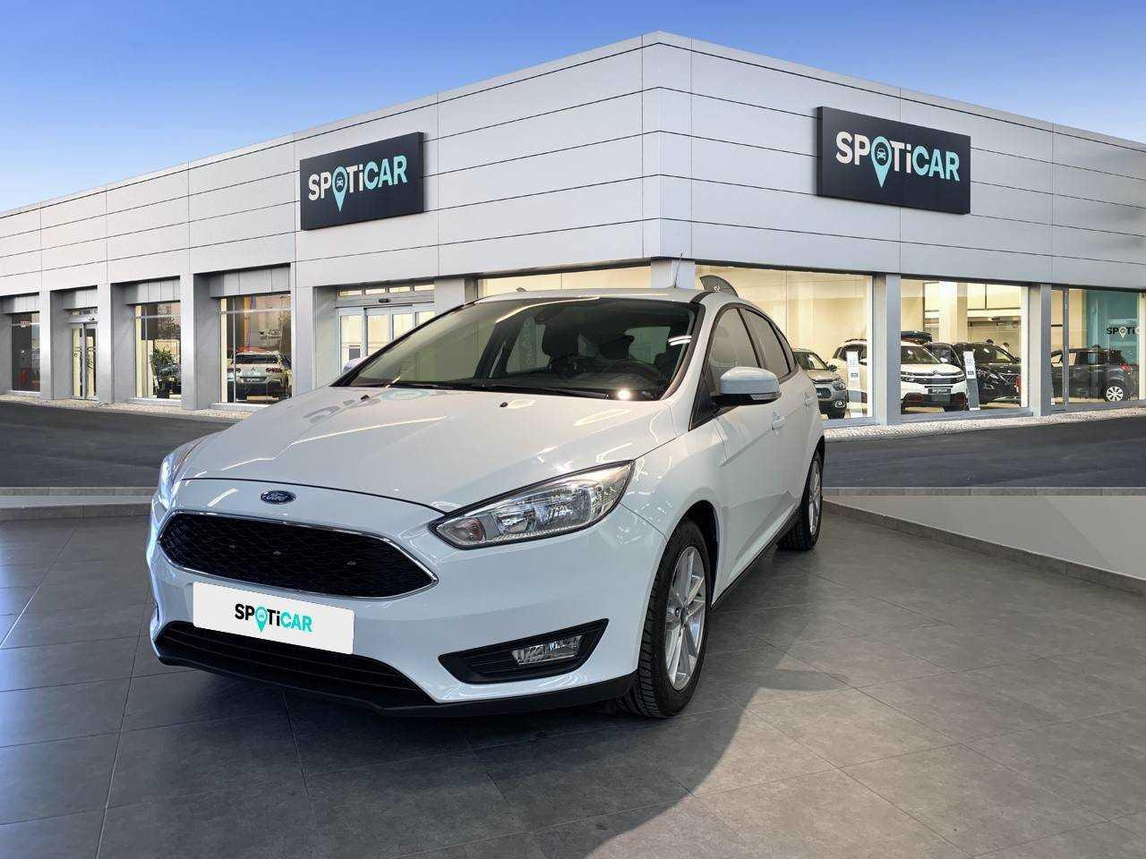 Ford Focus ocasión segunda mano 2018 Gasolina por 13.475€ en Zaragoza