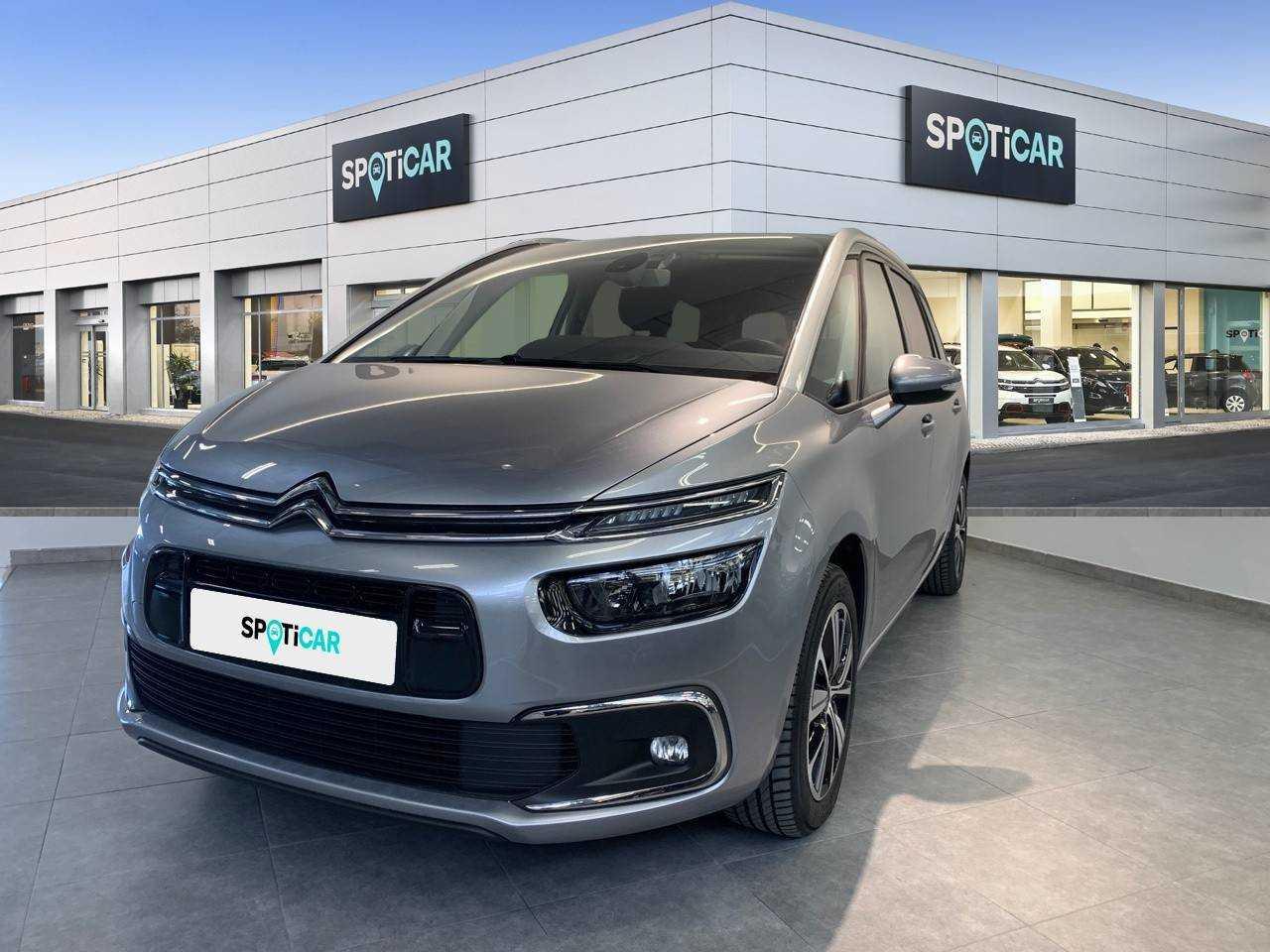 Citroën Grand C4 Picasso ocasión segunda mano 2018 Diésel por 16.975€ en Zaragoza
