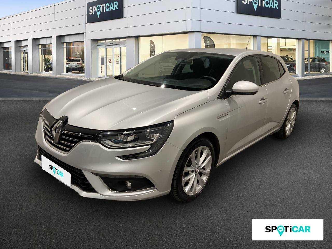 Renault Megane ocasión segunda mano 2019 Gasolina por 14.990€ en Zaragoza